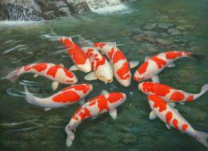 Chiêm bao, nằm mơ thấy cá và nước điềm gì, đánh lô đề con gì?