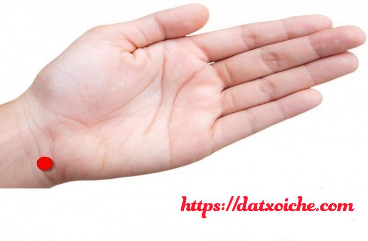 Nốt ruồi ở cổ tay trái có ý nghĩa gì