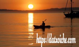 Nằm mơ thấy đi thuyền trên sông đánh số gì?