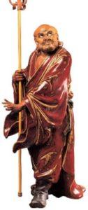 Hình tượng La-hán Kháng Môn
