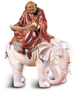 Hình tượng La-hán Kỵ Tượng
