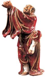 Hình tượng La-hán Cử Bát