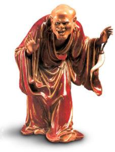 Hình tượng La-hán Hỷ Khánh