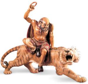 Hình tượng La-hán Phục Hổ