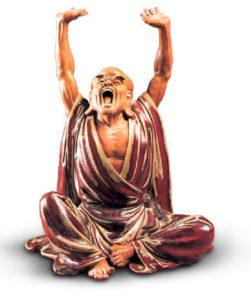 Hình tượng La-hán Thám Thủ