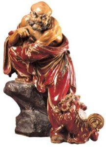 Hình tượng La-hán Tiếu Sư